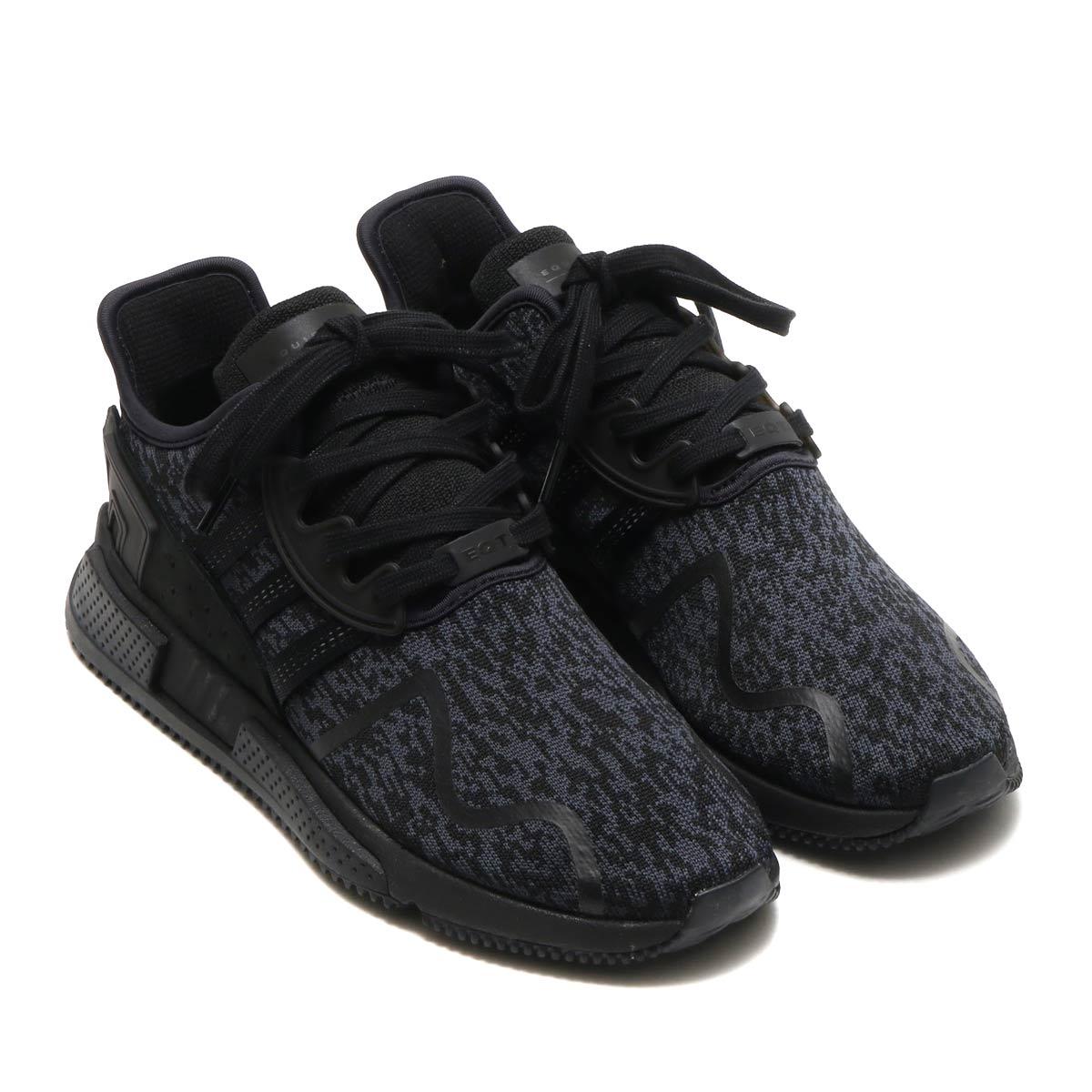 adidas Originals EQT CUSHION ADV (アディダス オリジナルス EQT クッション ADV)Core Black/Core Black/Running White【メンズ スニーカー】17FW-I