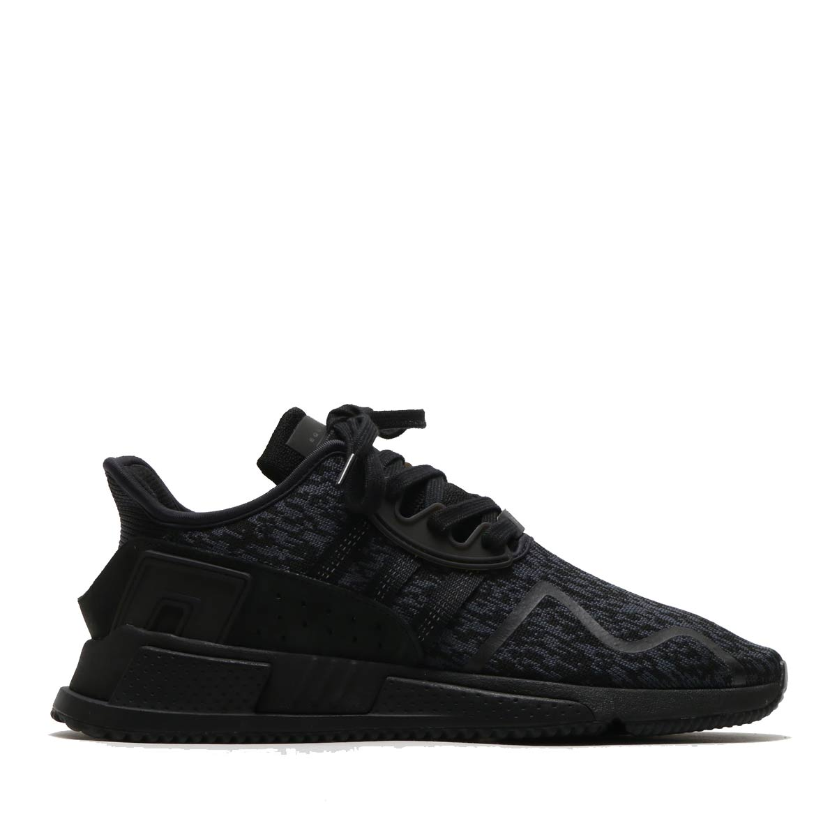 huge selection of 081a8 5f640 adidas Originals EQT CUSHION ADV (Adidas originals EQT cushion ADV) Core  Black/Core Black/Running White 17FW-I