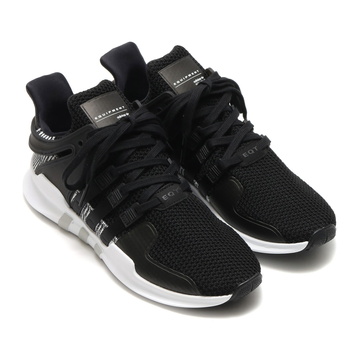 adidas Originals EQT SUPPORTADV(アディダス オリジナルス EQT サポートADV)CORE BLACK/CORE BLACK/RUNNING WHITE【メンズ スニーカー】17FW-I