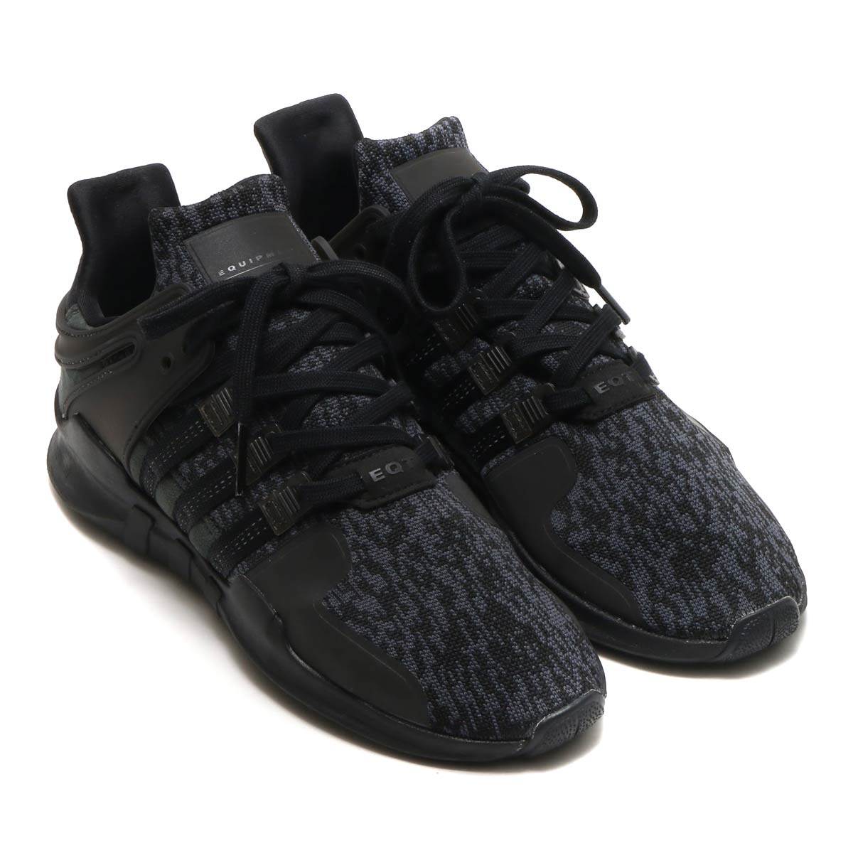adidas Originals EQT SUPPORTADV (アディダス オリジナルス EQT サポート ADV)Core Black/Core Black/Sub Green【メンズ スニーカー】17FW-I