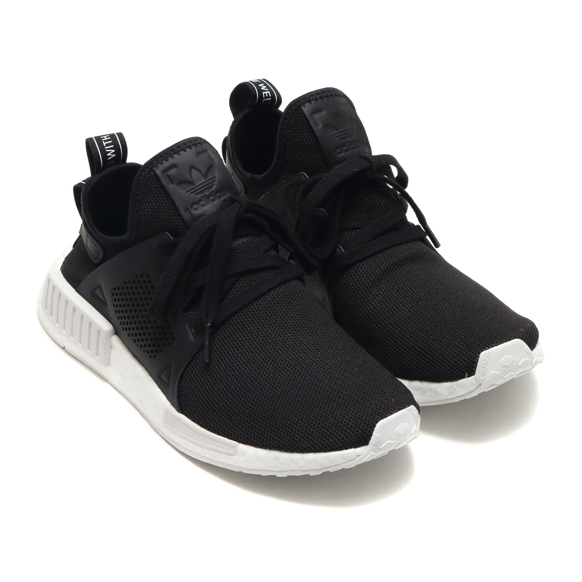 COM BA7233 adidas Shoes Nmd_XR1 white/black 2016 Men