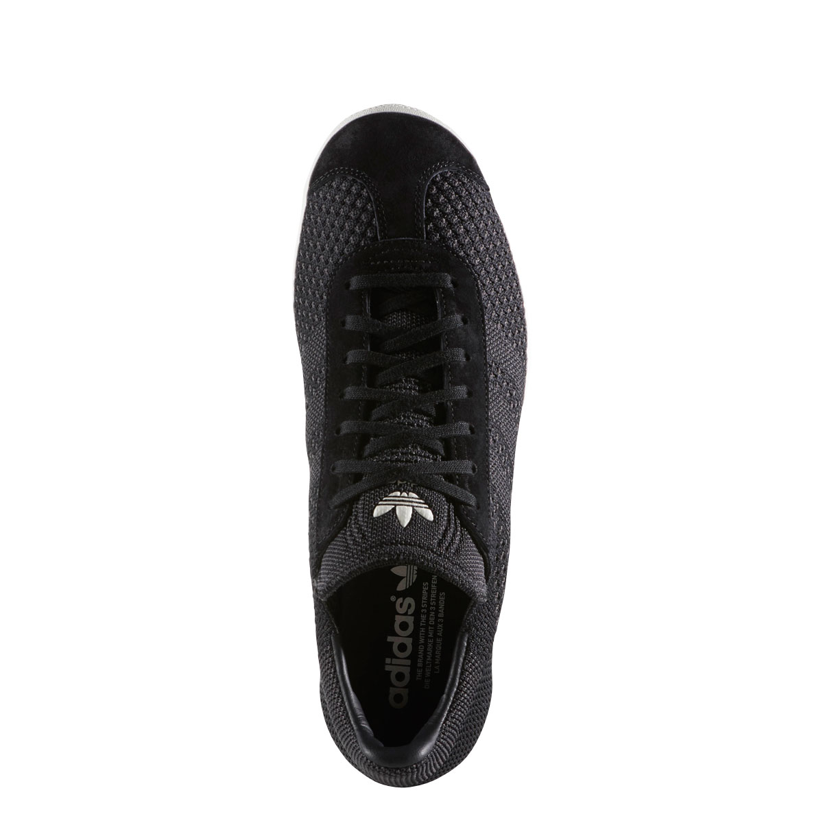 14429fd6239 adidas Originals GAZELLE PK (Adidas originals gazelle PK) CORE BLACK CORE  BLACK OFF WHITE 17FW-I
