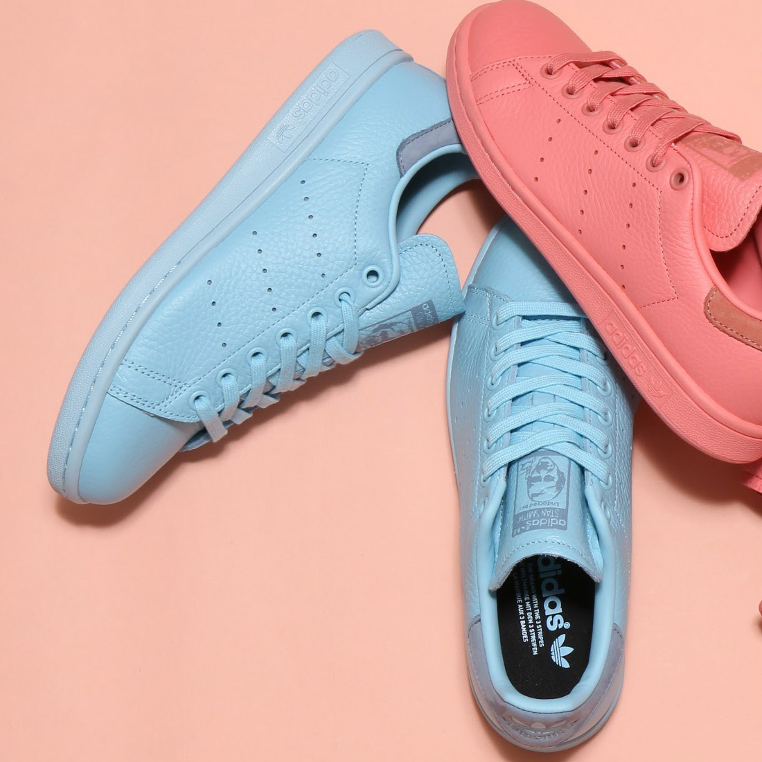 6a0fef871 ... coupon for adidas original stan smith adidas originals stan smith icey  blue icey blue tactile blue17fw