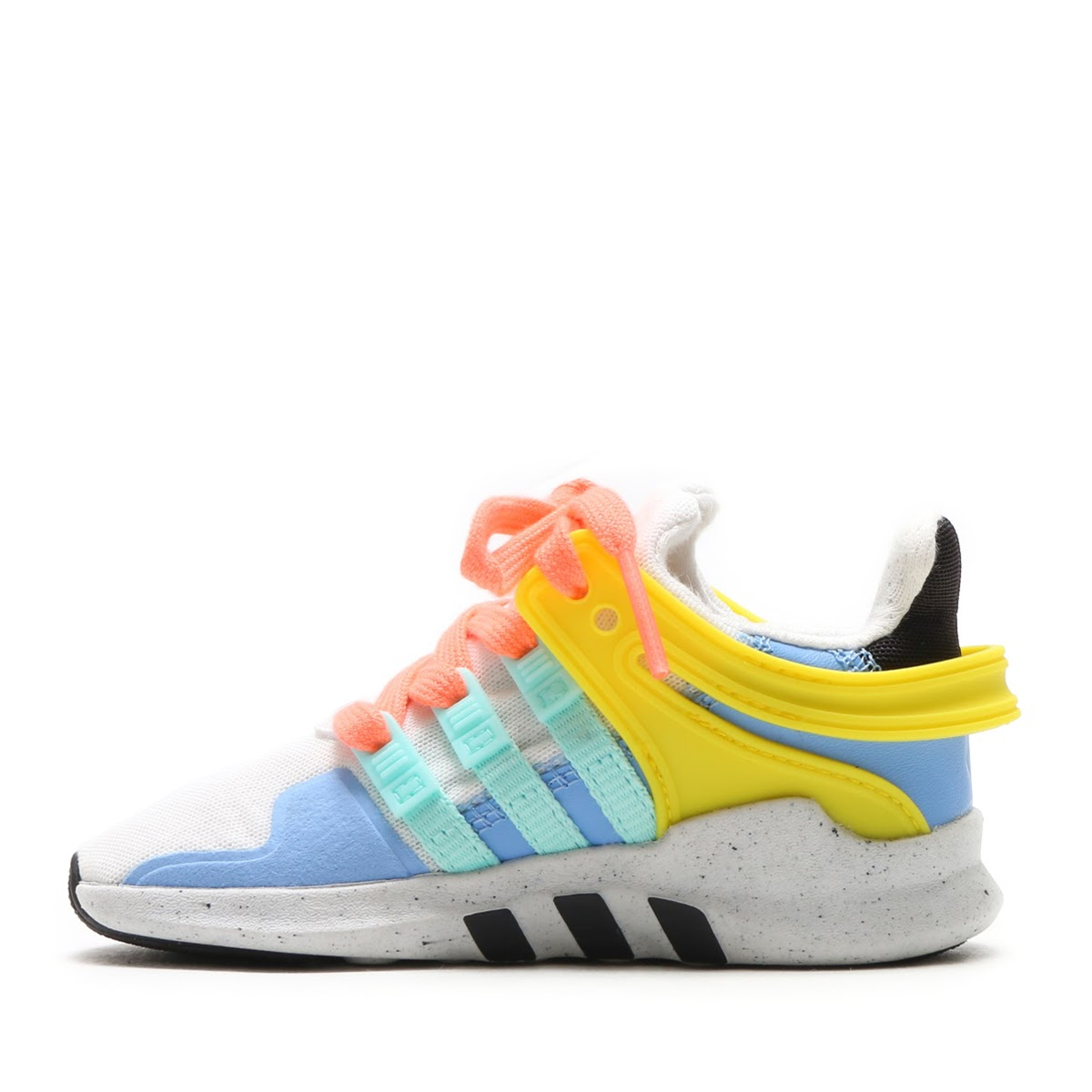 adidas Originals MINI RODINI EQT SUPPORTADV I MR I (アディダスオリジナルスミニロディーニ EQT support ADV I MR I) WhiteCore BlackFootwear White WhiteCore