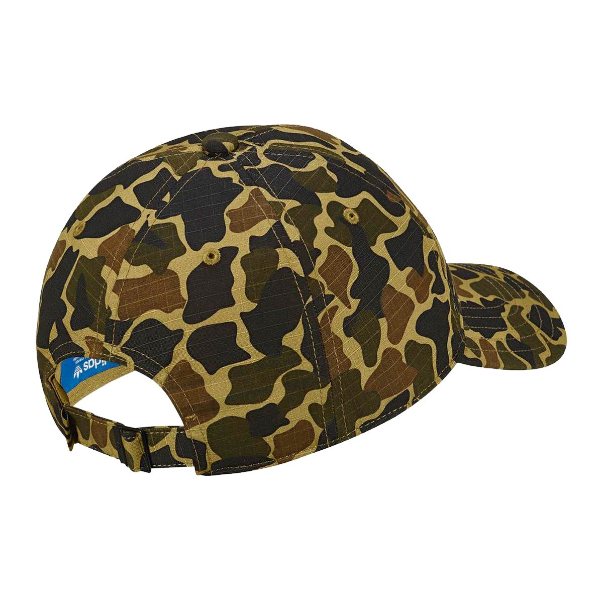 d013a65aa9e1e4 ... adidas Originals CAMO BASEBALL CAP (Adidas originals duck baseball cap)  DARK SAHARA 18SS- ...
