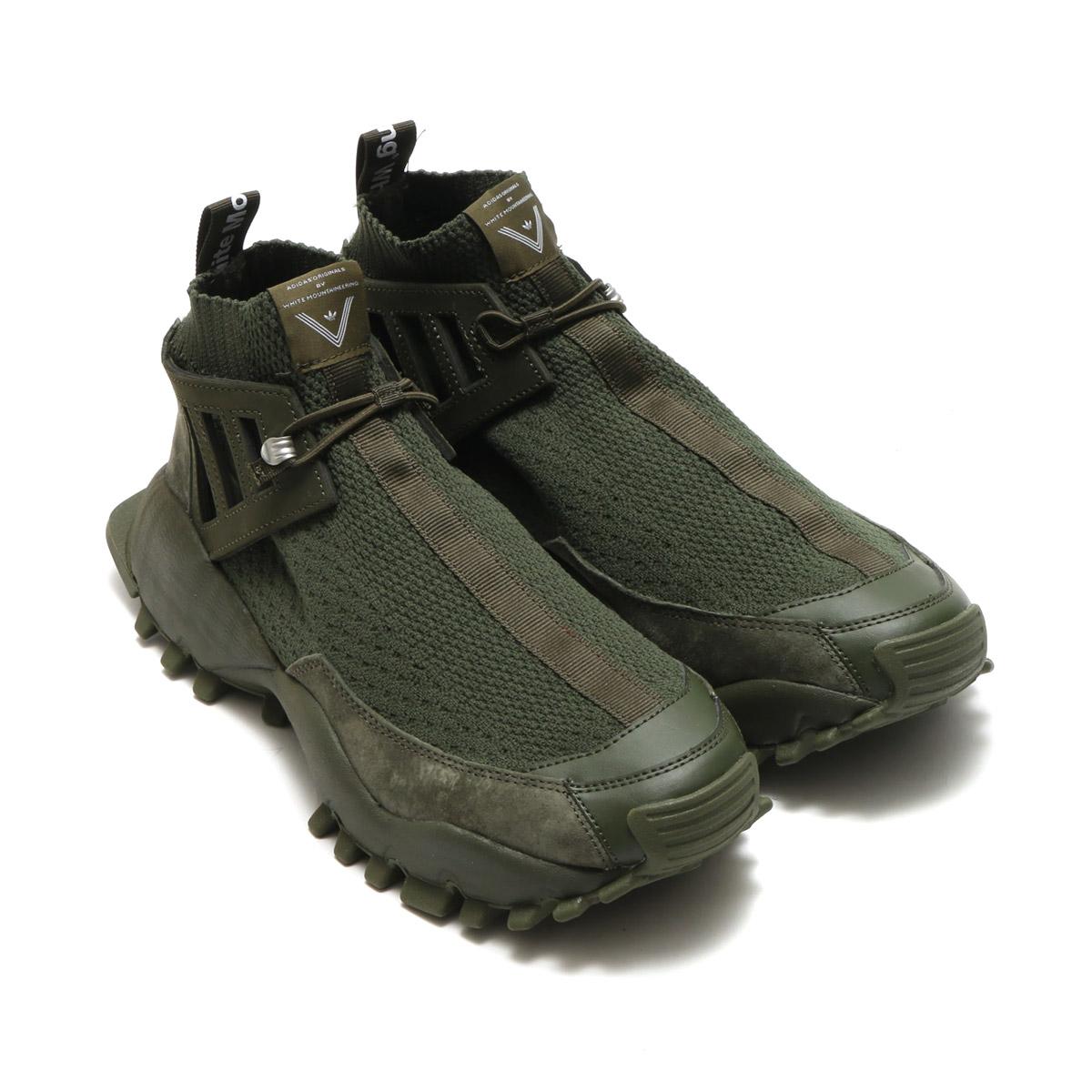 adidas Originals WM SEEULATER ALLEDO PK(アディダス オリジナルス WM シーユーレイター アレド PK)Night Cargo F15/Night Cargo F15/Night Cargo F15【メンズ スニーカー】17FW-I
