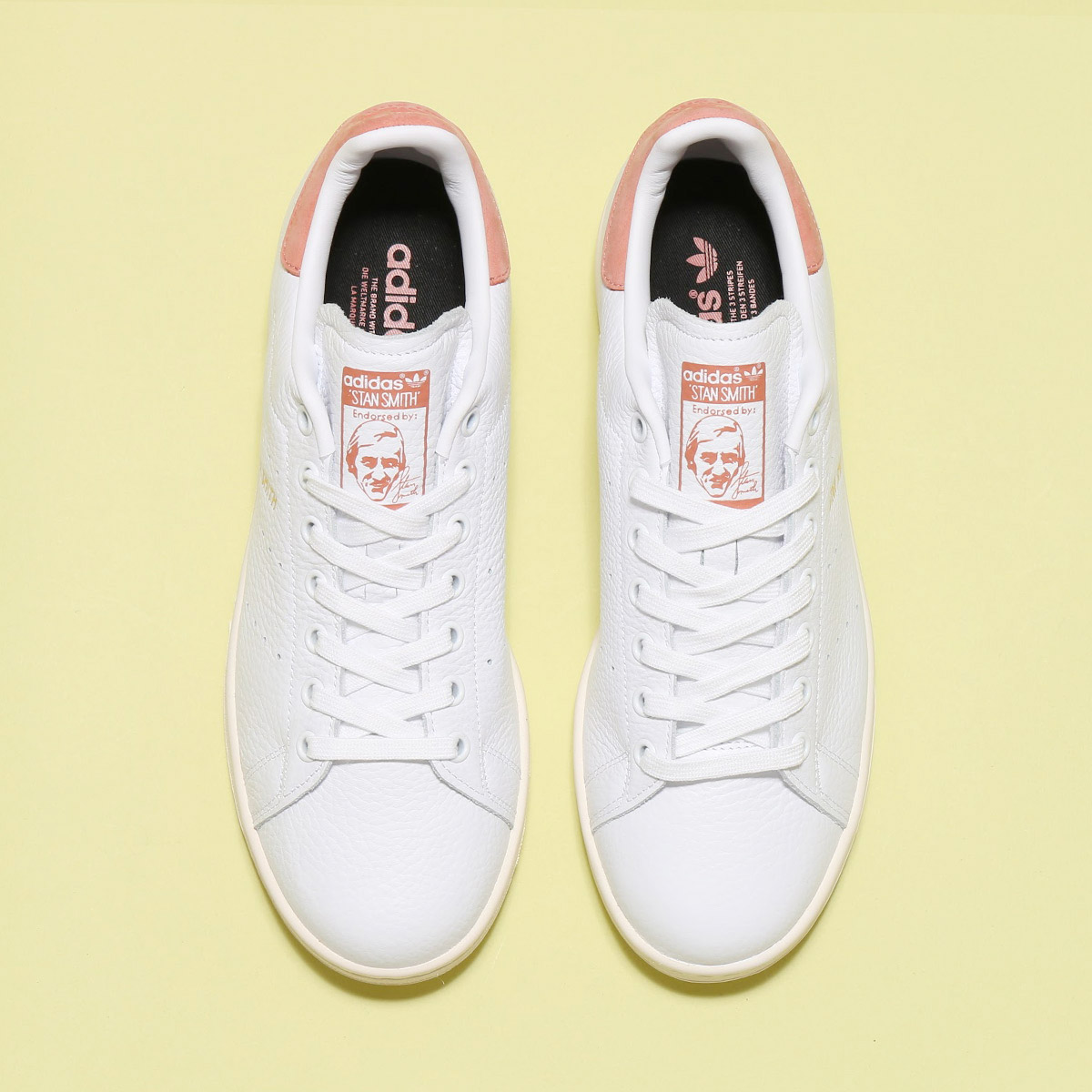 stan smith total white