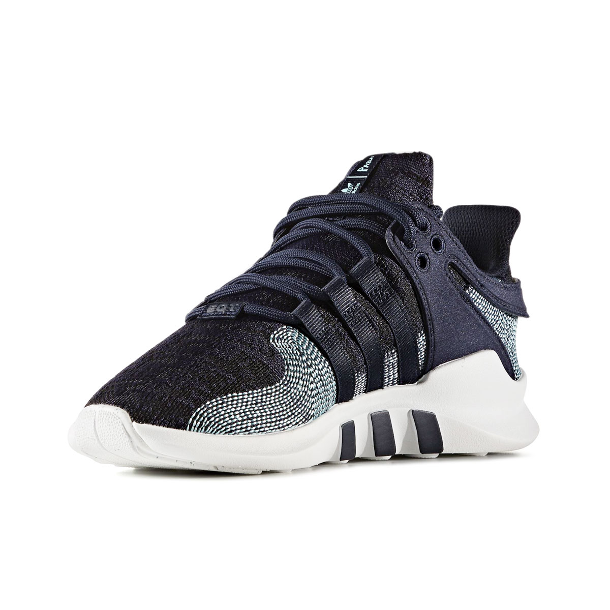 cac8aadfe149 adidas Originals EQT SUPPORT ADV CK PARLEY (Adidas originals EQT support CK  soft-headed Ray) Legend Ink Blue Sprit Running White 17FW-I