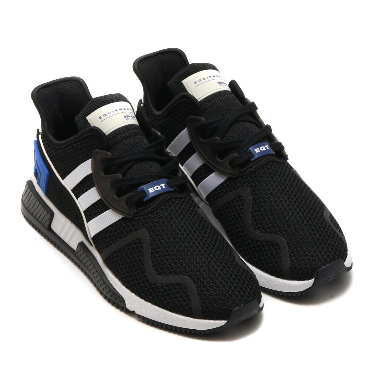 adidas Originals EQT CUSHION ADV(アディダス オリジナルス イーキューティー クッション ADV)CoreBlack/RunningWhite/CollegiateRoyal17FW-I
