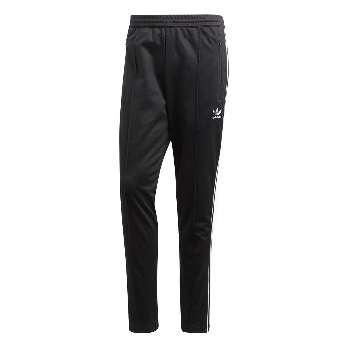 adidas Originals BECKENBAUER TRACK PANTS (アディダス オリジナルス ベッケンバウアー トラックパンツ) Black【メンズ パンツ】20SS-I