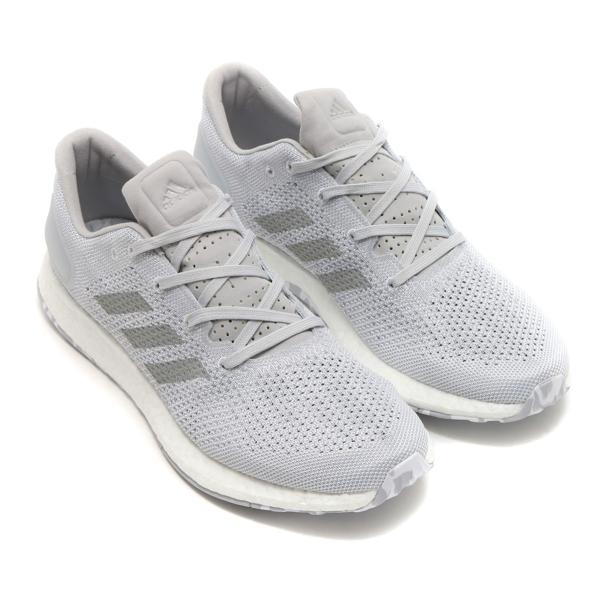 official photos b7666 f59a2 adidas Originals PureBOOST DPR LTD (Adidas pure boost DPR LTD) (Running  White/Mid Grey/Solid Grey) 17FW-I