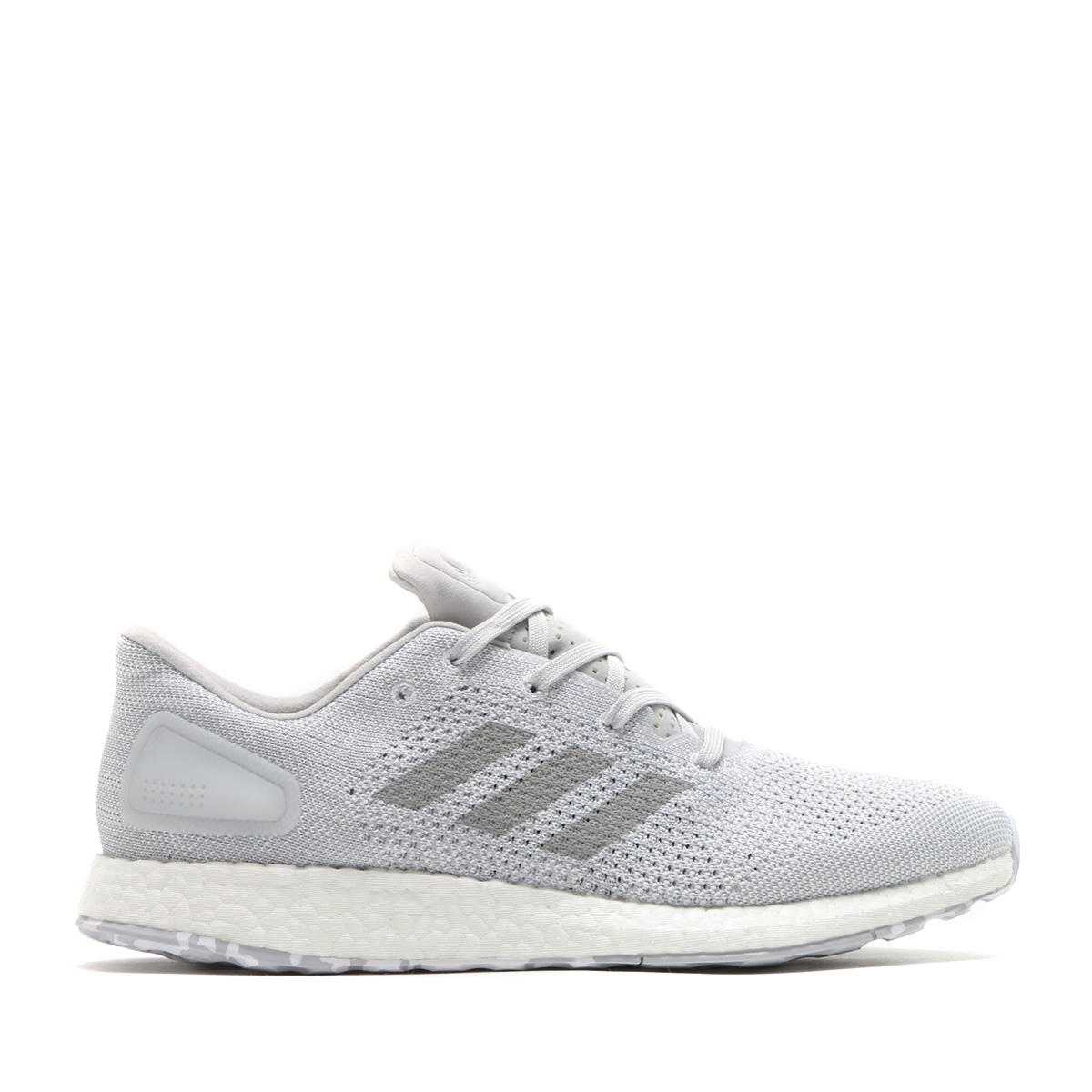 e0aa8434c0470 adidas Originals PureBOOST DPR LTD(アディダス ピュアブースト DPR LTD)(Running White Mid  Grey Solid Grey)  メンズ 17FW-I ☆20・お取り寄せ商品☆