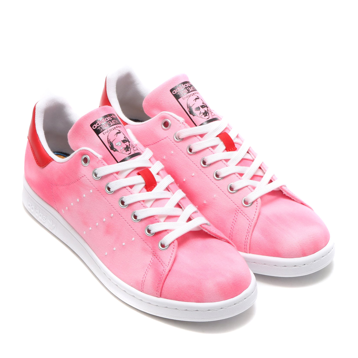 timeless design 0cb77 9c6f5 adidas Originals PW HU HOLI STAN SMITH (Adidas originals Farrell Williams  HU HOLI Stan Smith) Red / Running White / Running White 18SS-S