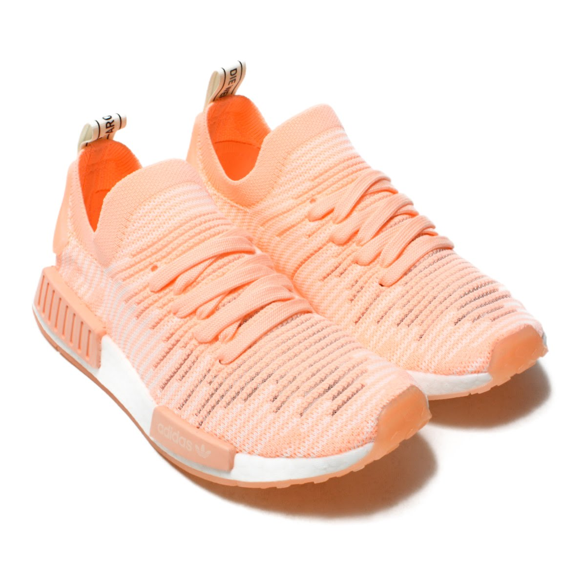Adidas Originals NMD R1 STLT Pk W Women Boost White Clear