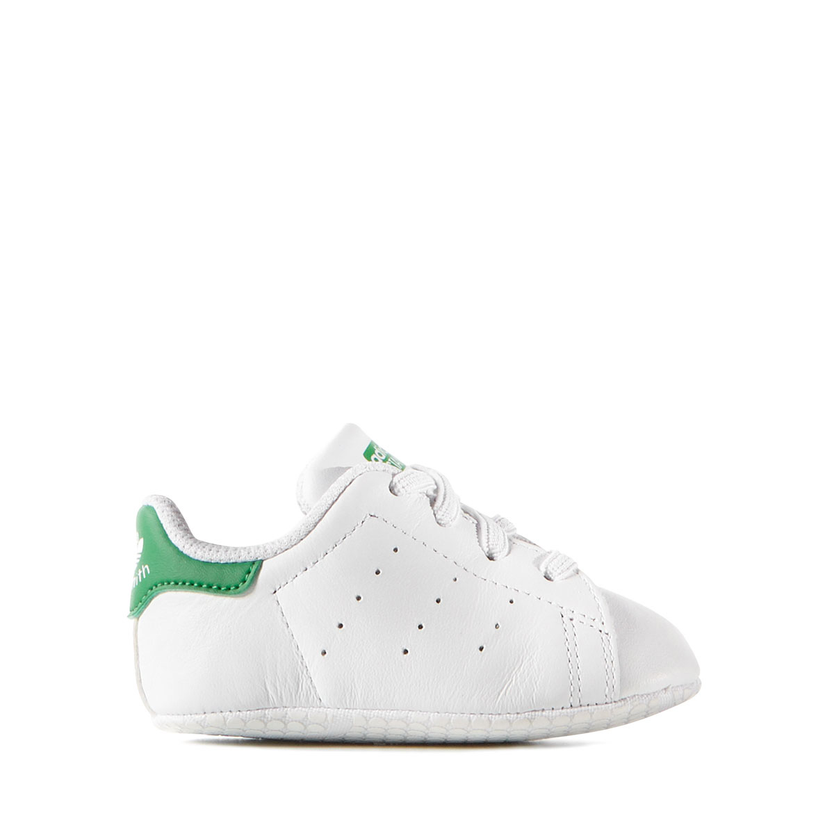 95c5426c0 adidas Originals STAN SMITH CRIB (Adidas originals Stan Smith crib) Running  White Ftw   Running White Ftw   Green 18SS-I