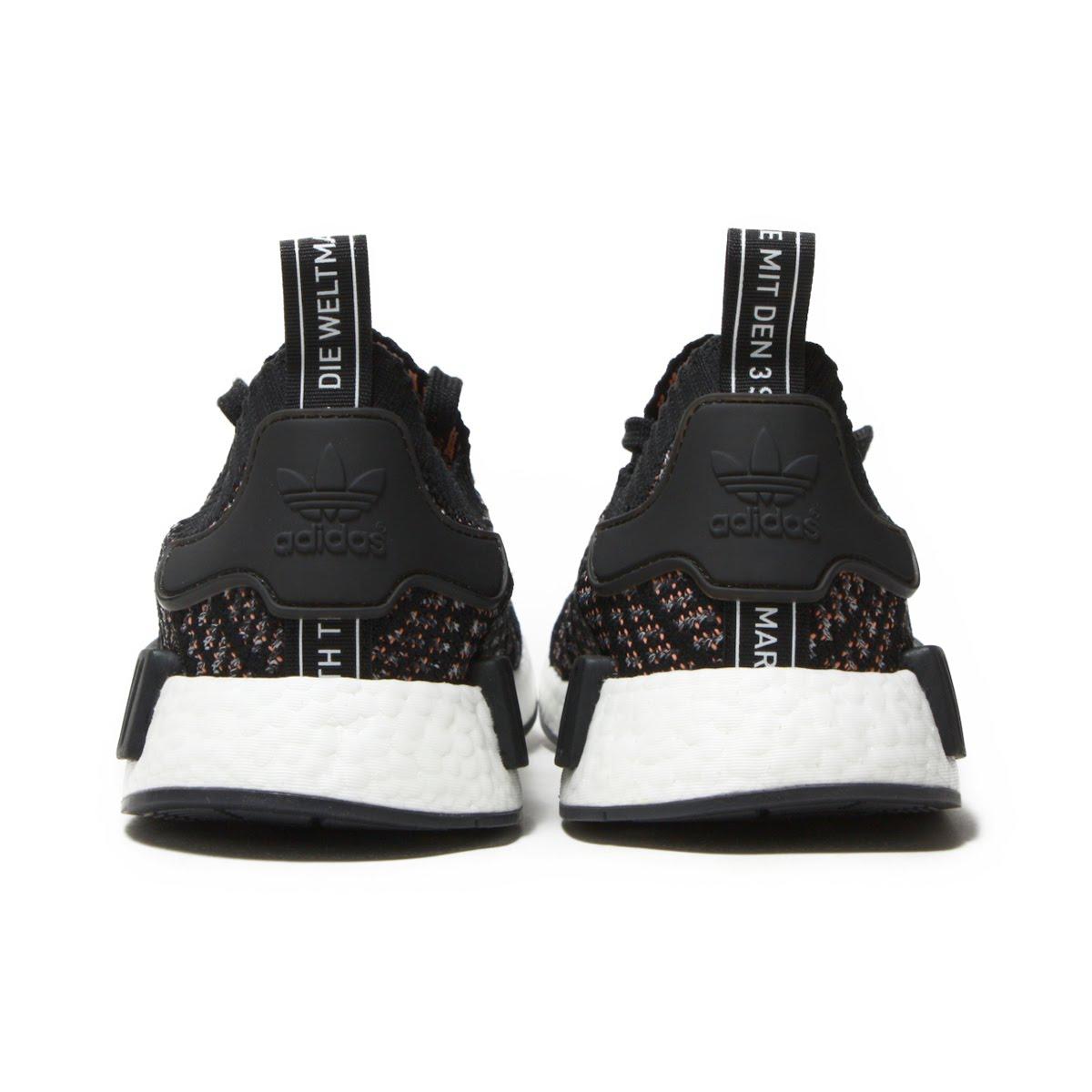 quality design 304b5 9c610 adidas Originals NMD R1 STLT PK (Adidas originals N M D R1STLT PK W) Core  Black Grey Grey 18FW-I