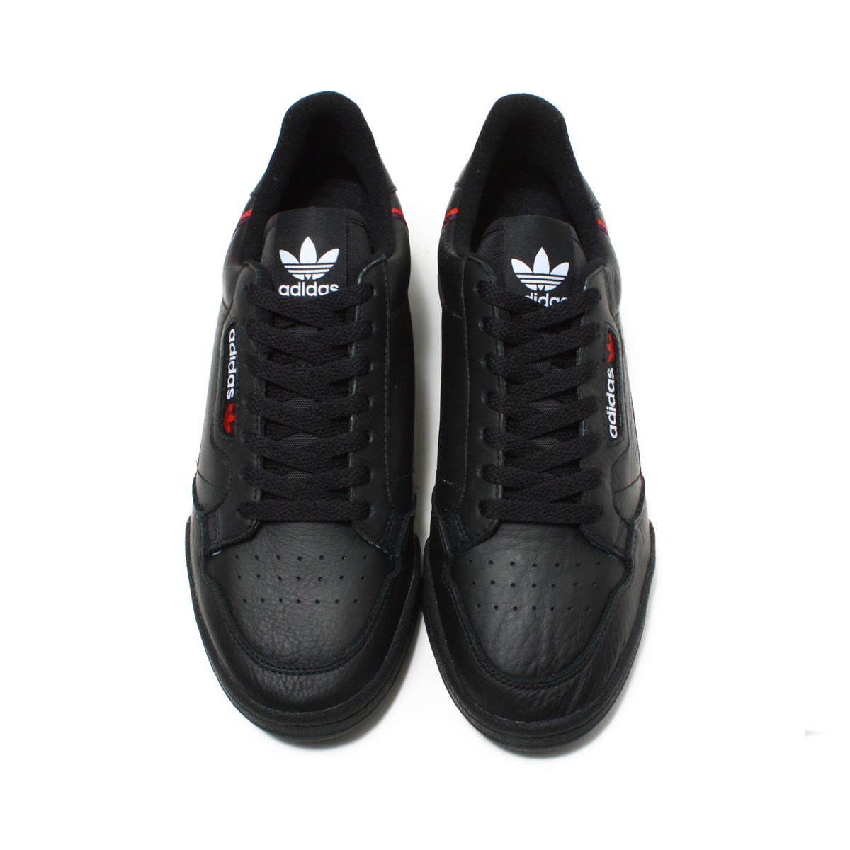 ba4dfea3124 adidas Originals CONTINENTAL 80 (Adidas originals Continental 80) CORE BLACK  SCARLET COLLEGIATE NAVY 18FW-I