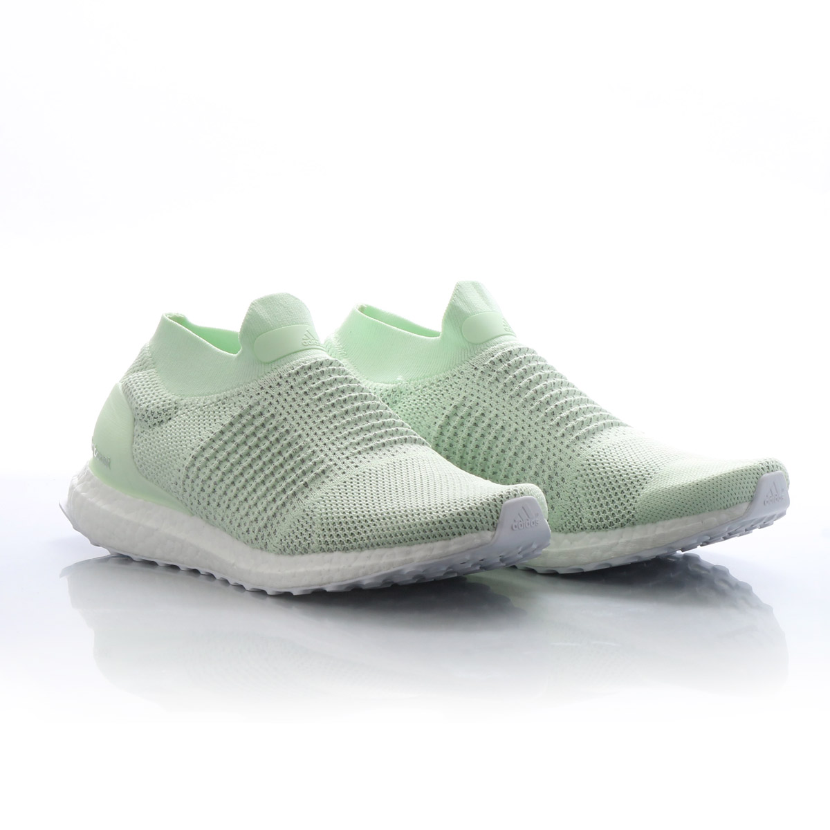 a0d3654e7d2d adidas UltraBOOST LACELESS LTD (Adidas ultra boost raceless LTD) Ash  Green Aero Green Ftwr White 18SS-S