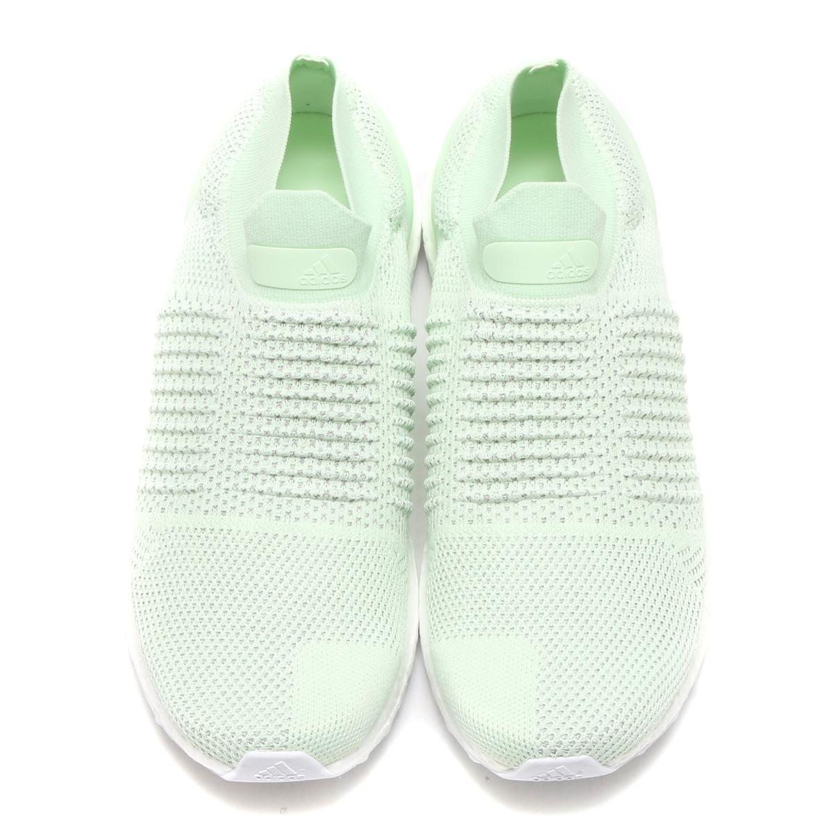 f316dfa10d71e adidas UltraBOOST LACELESS LTD (Adidas ultra boost raceless LTD) Ash Green Aero  Green Ftwr White 18SS-S