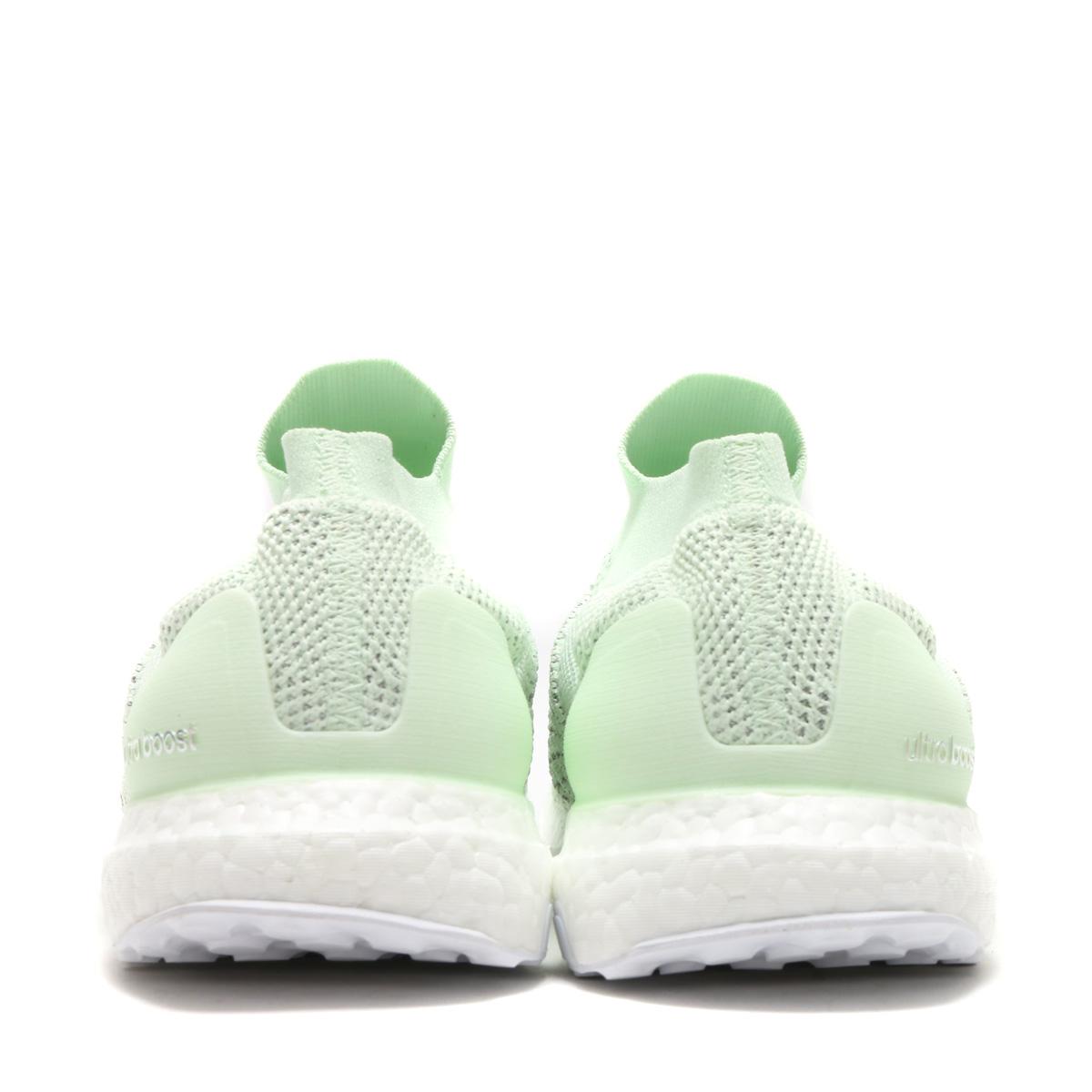 fc3650deb99fd adidas UltraBOOST LACELESS LTD (Adidas ultra boost raceless LTD) Ash Green Aero  Green Ftwr White 18SS-S