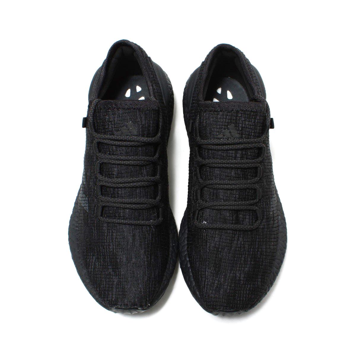 2038821fe9f1d adidas Originals PureBOOST LTD (Adidas originals pure boost LTD) (core  black  DGH solid gray  DGH solid gray) 18SS-I
