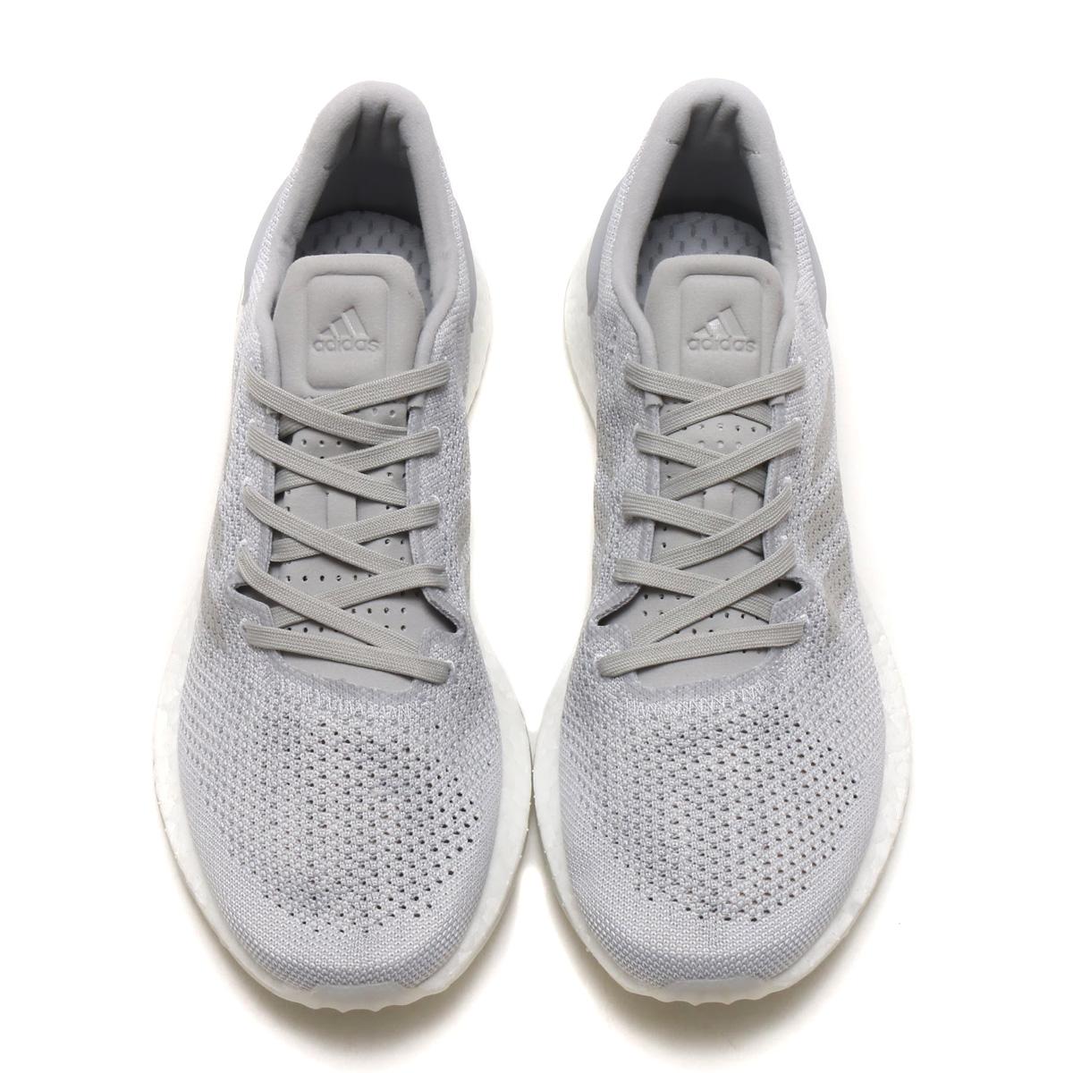 dc4a7d12b7f1c adidas Originals PureBOOST DPR LTD (Adidas originals pure boost DPR LTD)  (gray TWO F17  gray TWO F17  running white) 18SS-I