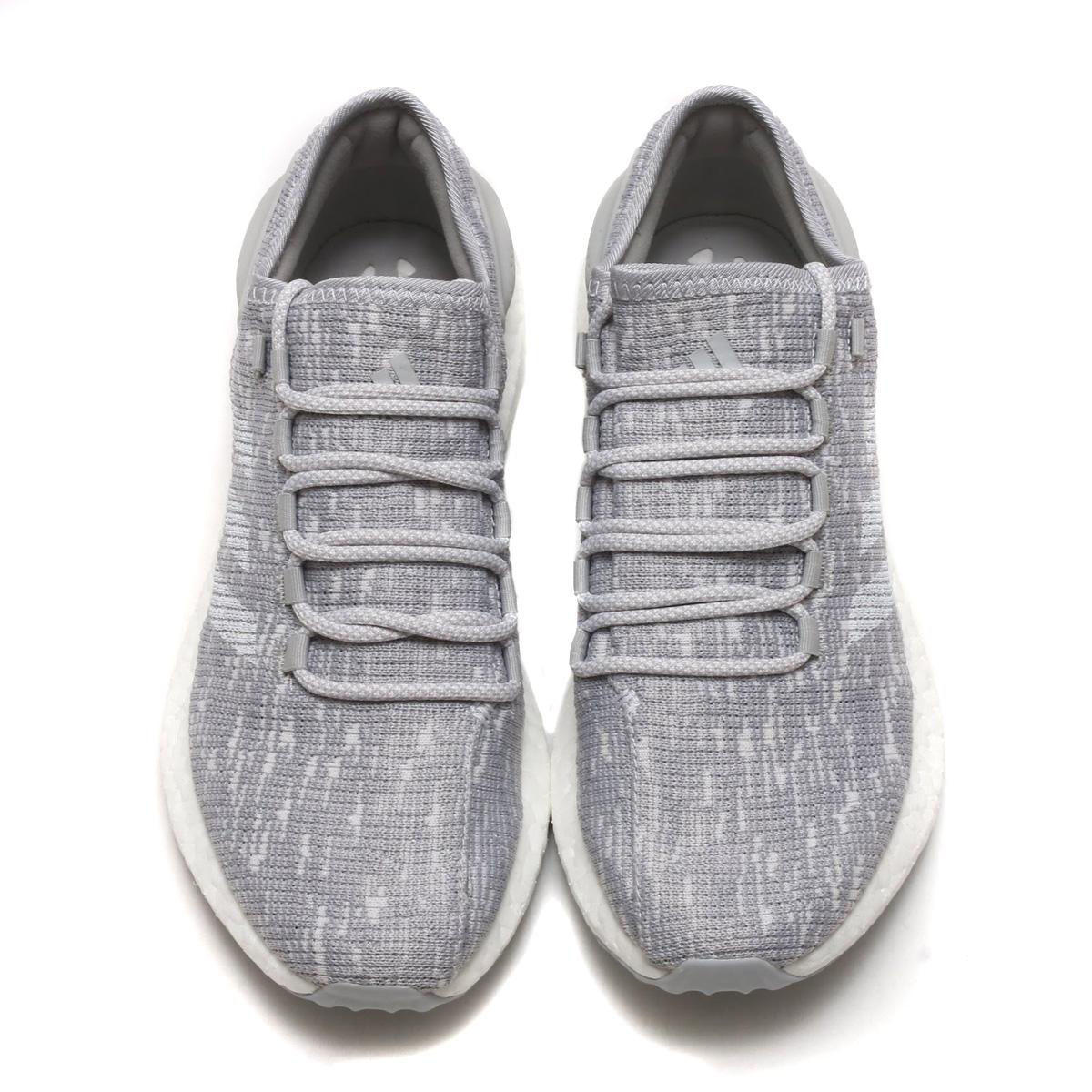24892b4f77c73 adidas Originals PureBOOST LTD (Adidas originals pure boost LTD) (running  white   running white   blue) 18SS-I