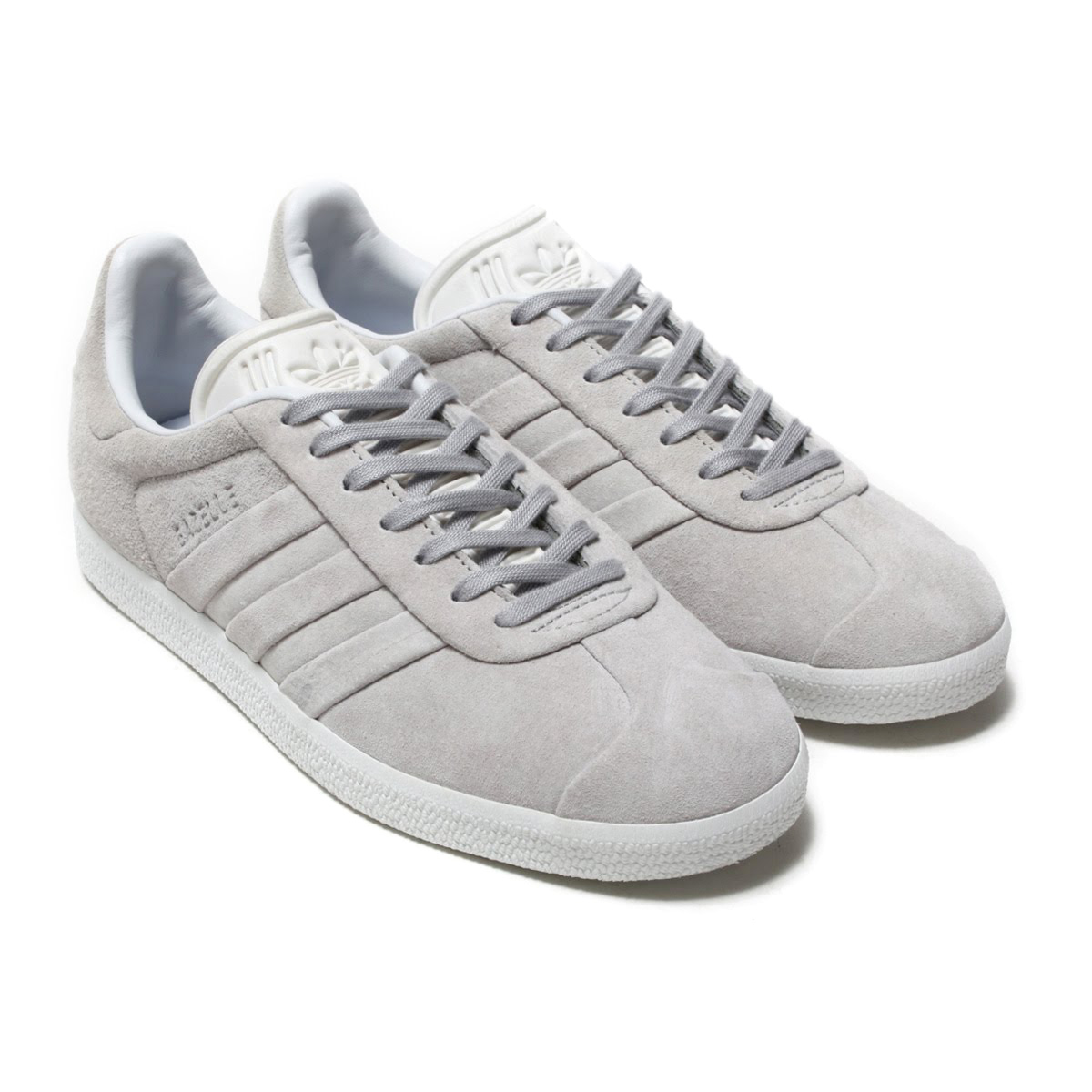adidas Originals GAZELLE STITCH AND TURN turn W Adidas originals gazelle stitch and turn TURN W Gris TWO F17 Gris TWO F17 running Blanc 18SS I 4a6dbc