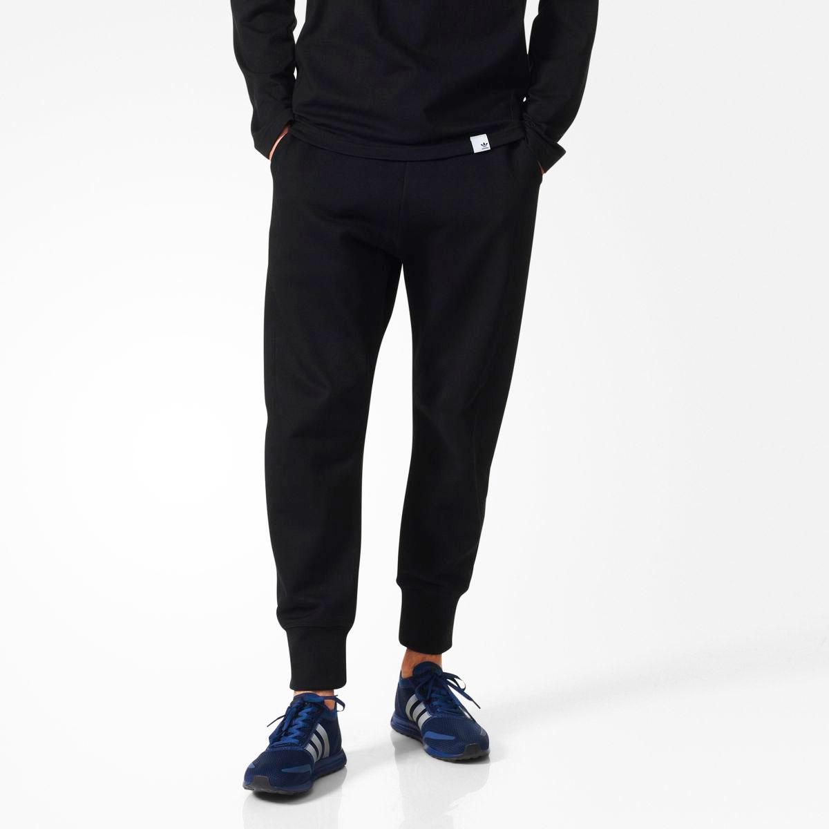 f796d5e18d ... adidas Originals XBYO SWEAT PANTS (Adidas originals XBYO sweat shirt  underwear) Black 18SS- ...