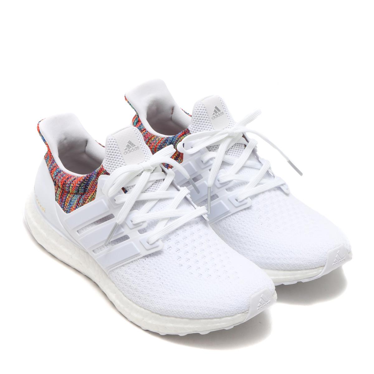 ece2db843 adidas Originals mi Ultra Boost (Adidas originals Mai ultra boost) White Aero  Red Aero Red 18SS-S