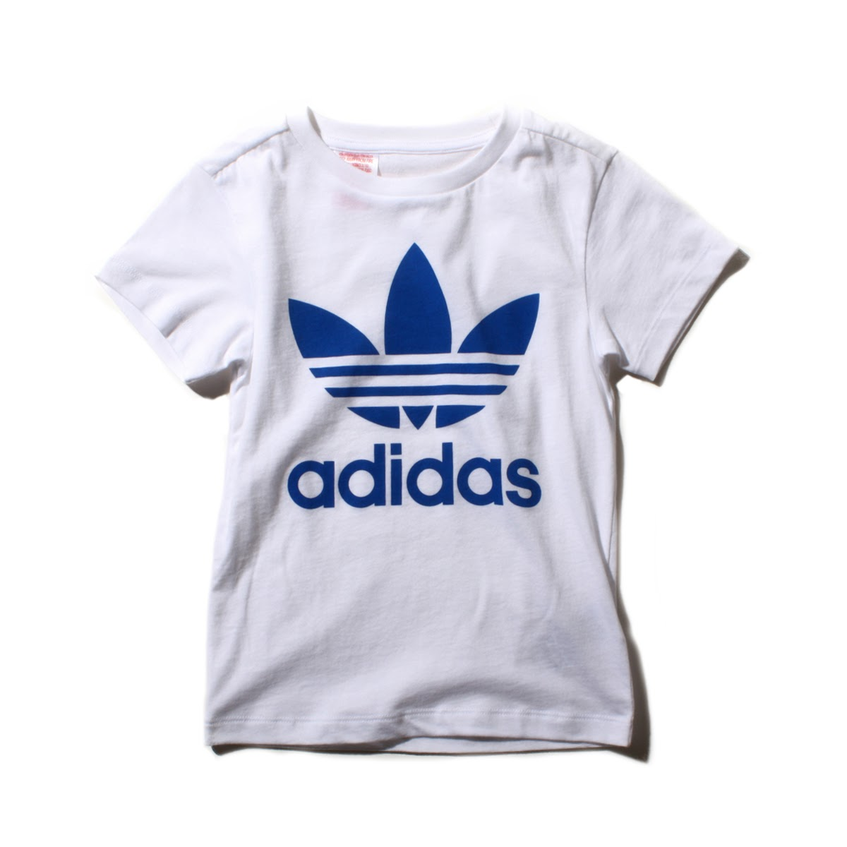 T - shirt database design originale maglia adidas