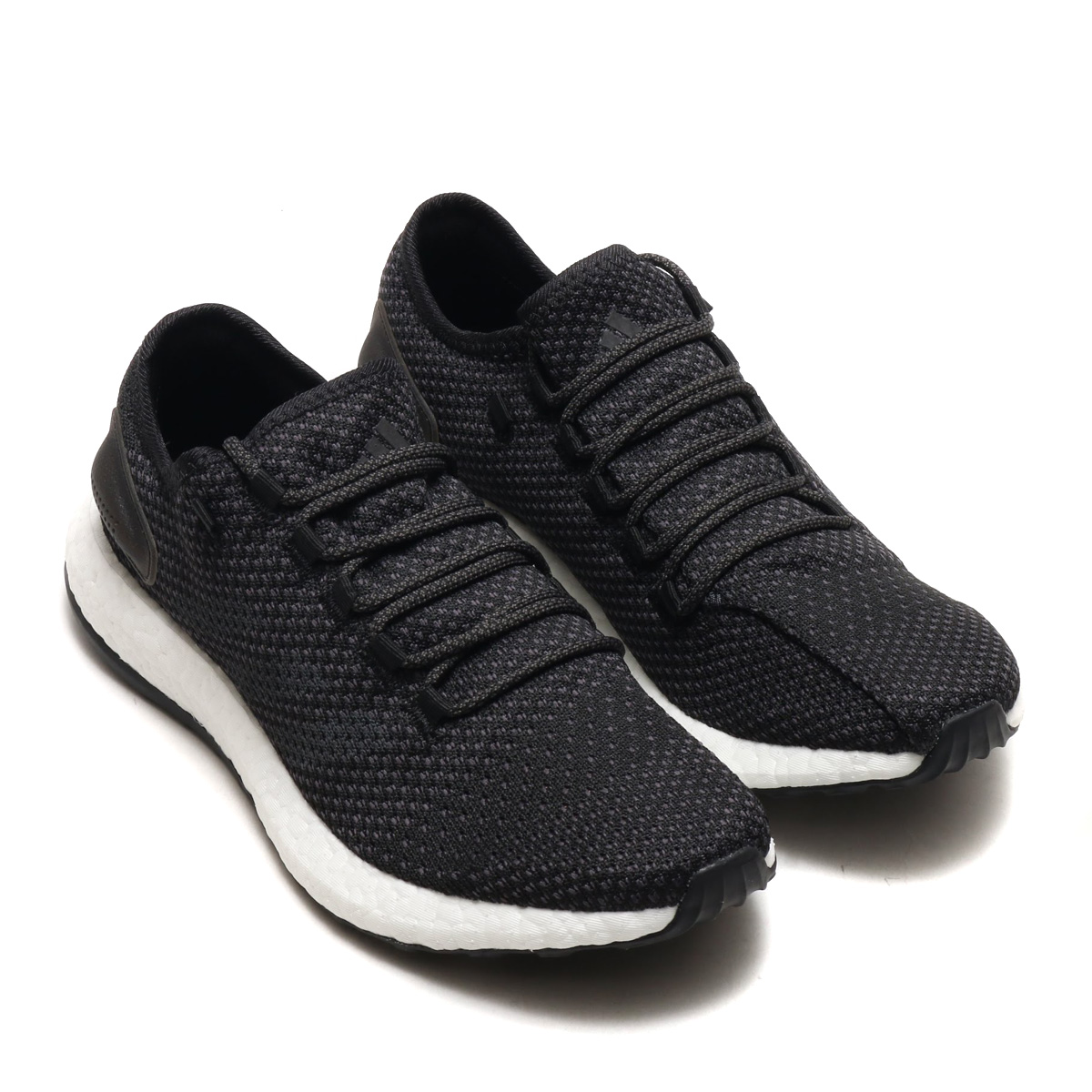 more photos 0adb8 b51f1 adidas Originals PureBOOST CLIMA (アディダスオリジナルスピュアブーストクライマ) (core black /  carbon S18/ carbon S18) 18SS-I