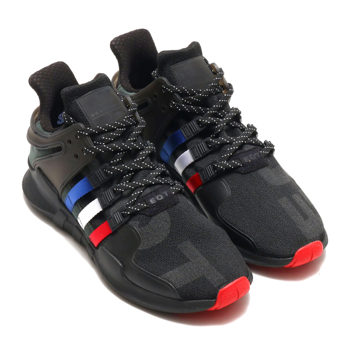 cheap for discount 54488 b051d adidas EQT SUPPORT ADV ATMOS (Adidas E cue tea support ADV atto- MOS) Core  Black/Running White/Core Black 18SS-S
