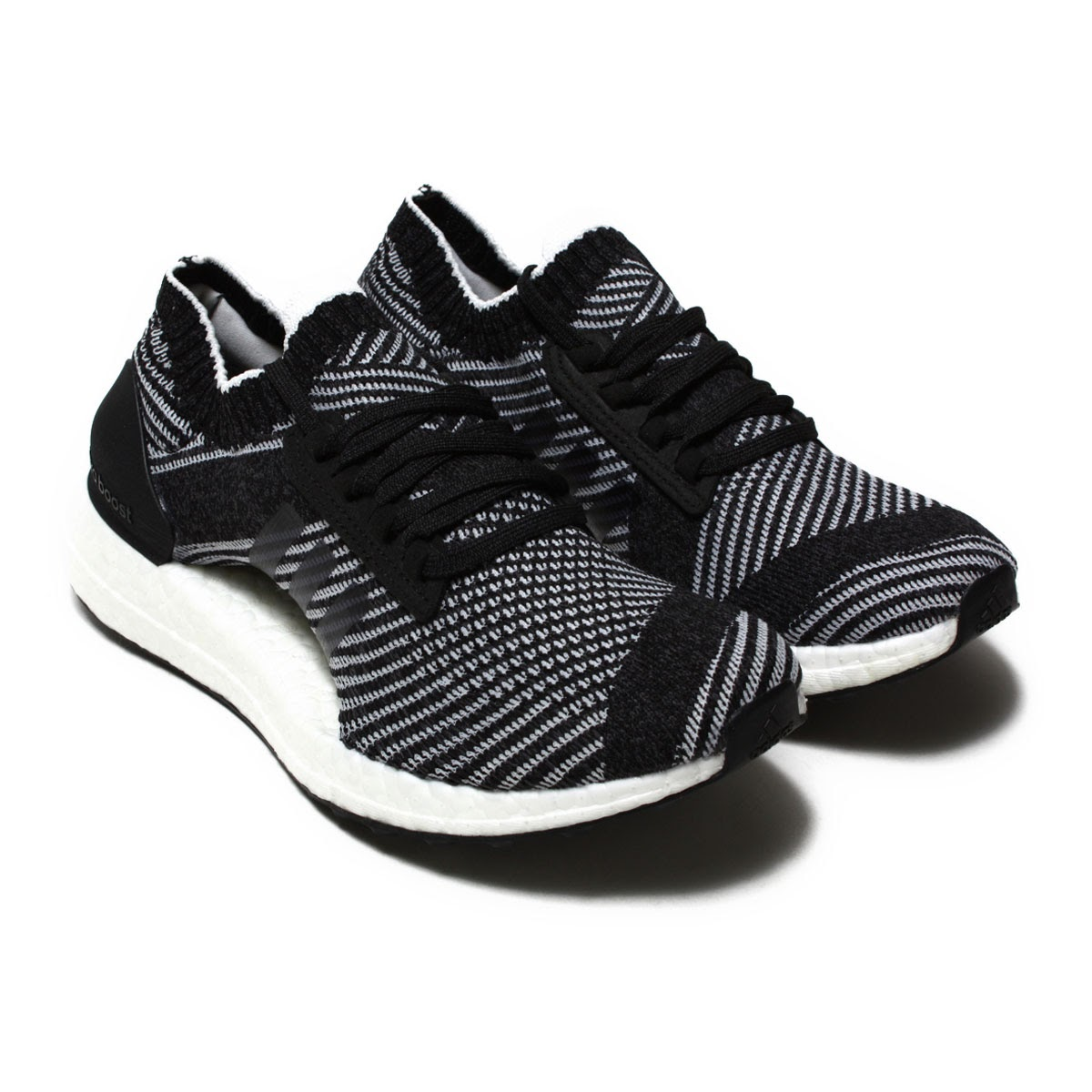 adidas Originals UltraBOOST X LTD (Adidas originals ultra boost X LTD) Core BlackGreyRunning White 18SP I