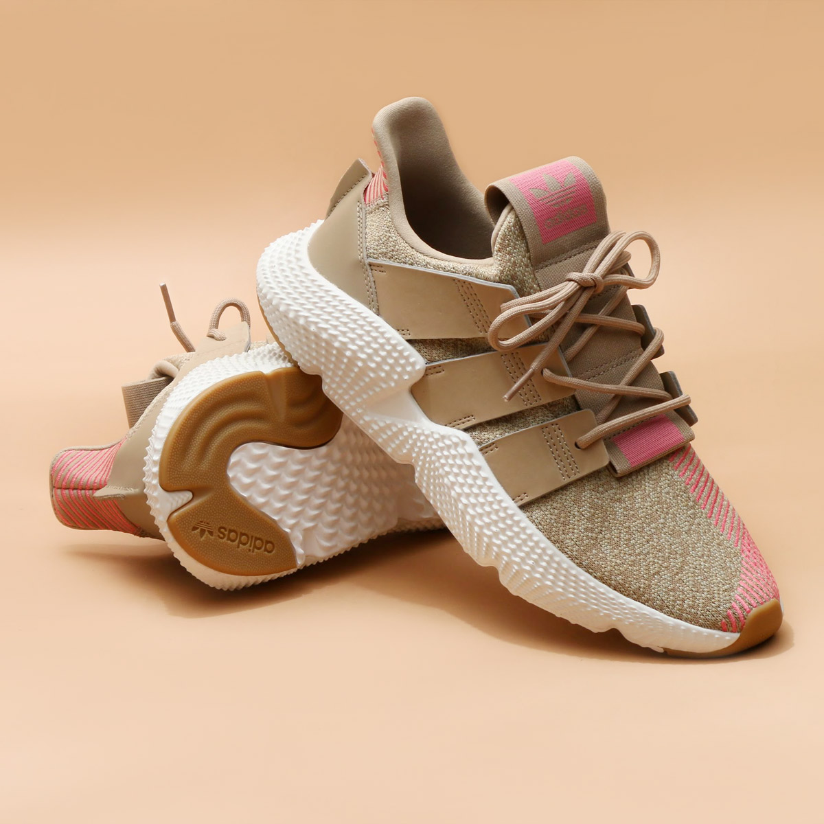 8b42d4ac51c8 atmos pink  adidas Originals PROPHERE (Adidas originals pro Fear) Trace  Khaki Trace Khaki 18SS-I