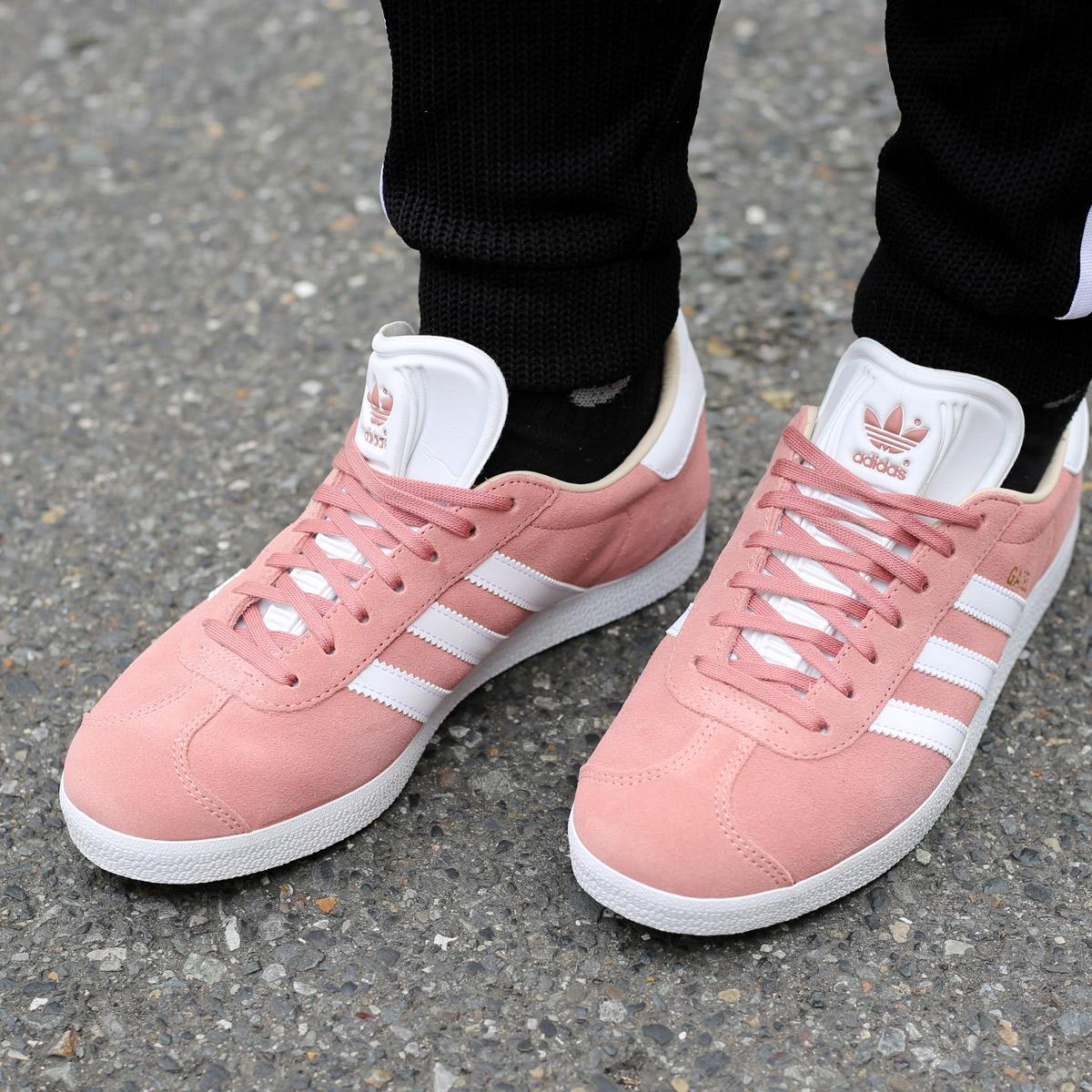 adidas originals gazelle pink - 52% OFF - naonsite.com