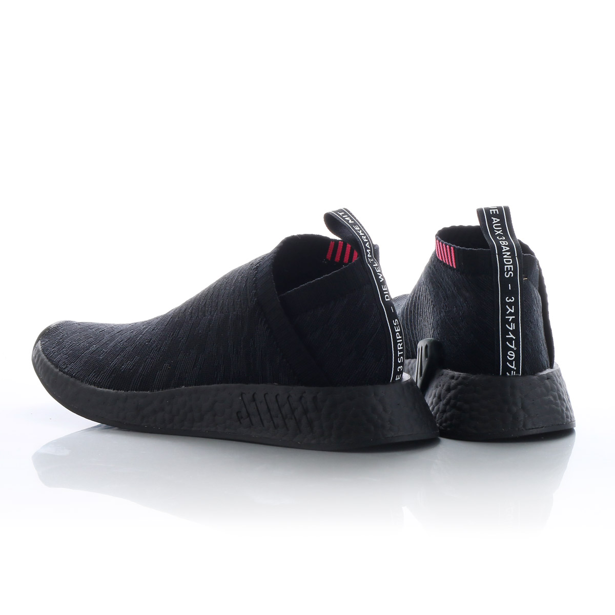 adidas Originals NMD_CS2 PK(アディダス オリジナルス エヌエムディー CS2 PK)(Core Black/Carbon/Shock Pink)18SS-I