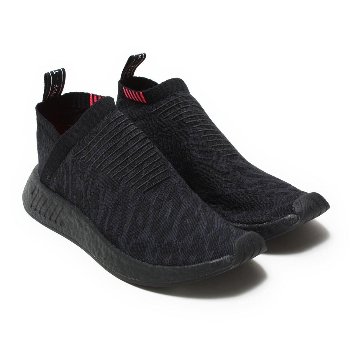 4a9ea2dfc adidas Originals NMD CS2 PK (Adidas originals N M D CS2 PK) (Core Black  Carbon Shock Pink) 18SS-I