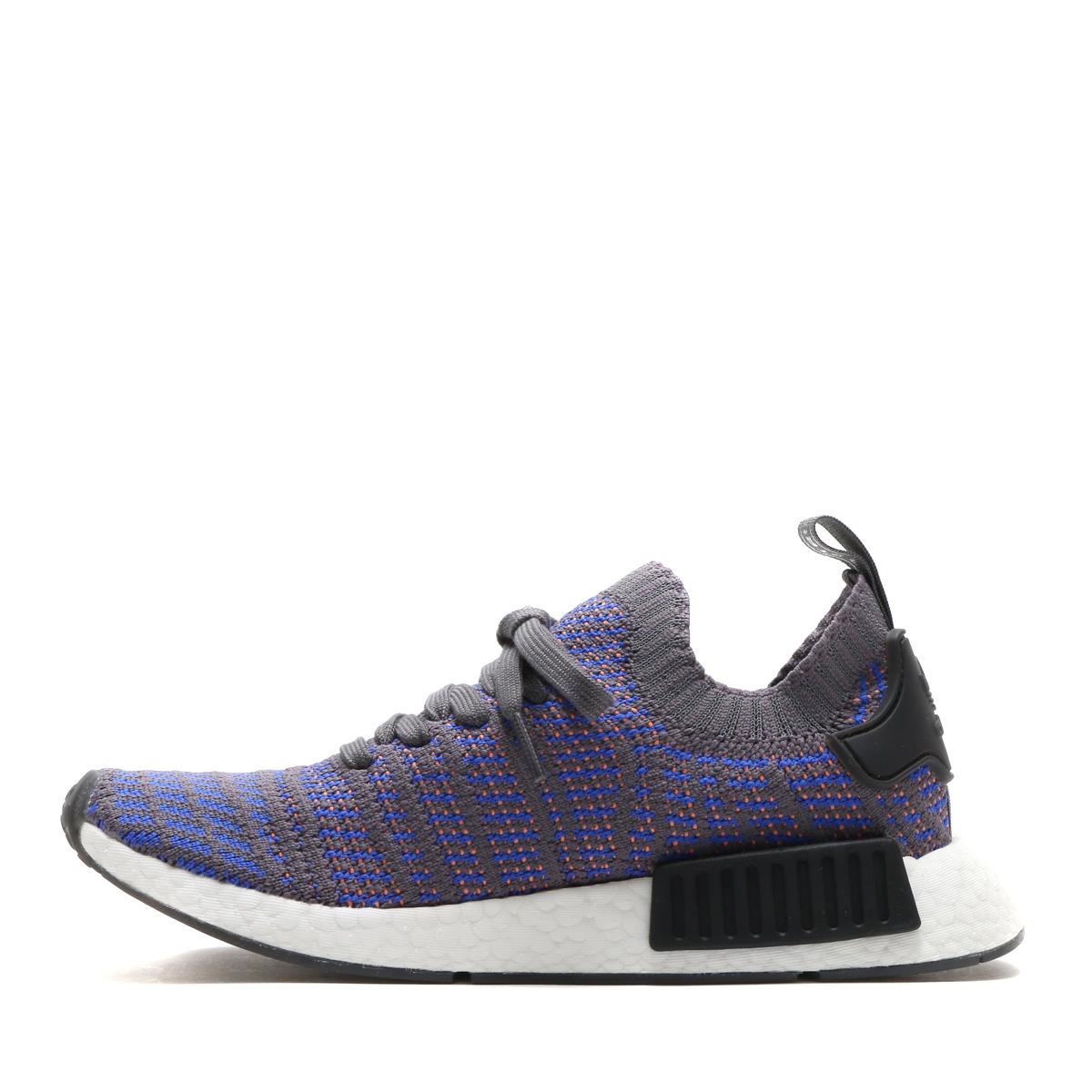 adidas Originals NMD_R1 STLT PK (Adidas originals N M D R1 STLT PK) Hi Res BlueCore BlackChalk Coral 18SS I