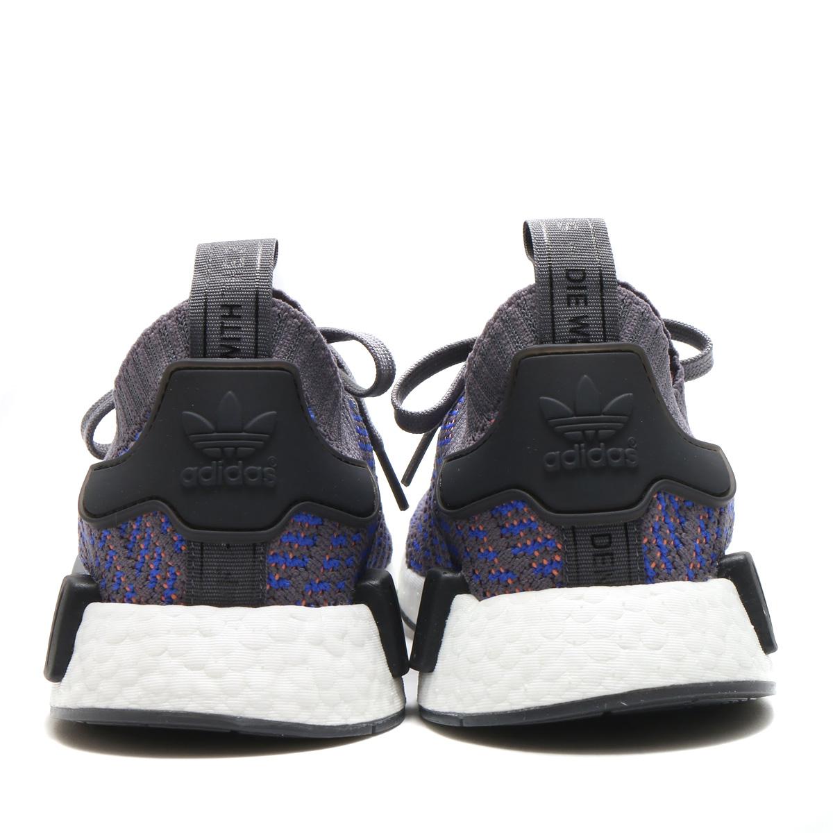 94e0f5cab adidas Originals NMD R1 STLT PK (Adidas originals N M D R1 STLT PK) Hi-Res  Blue Core Black Chalk Coral 18SS-I