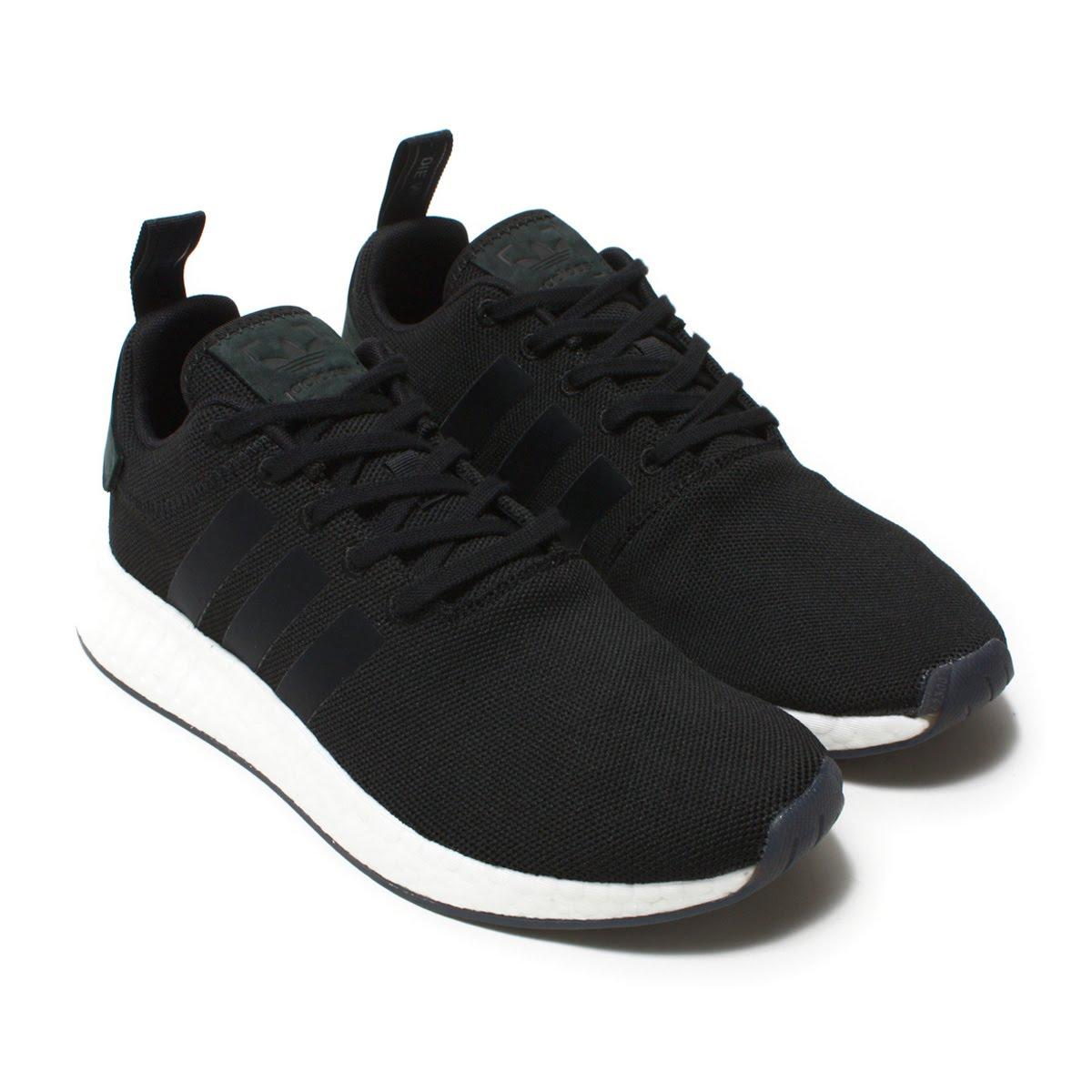 2019年最新海外 adidas Black/Core adidas Originals NMD_R2(アディダス オリジナルス エヌエムディー R2) Core R2) Black/Core Black/Core Black18SS-I, アカビラシ:5db76756 --- paulogalvao.com