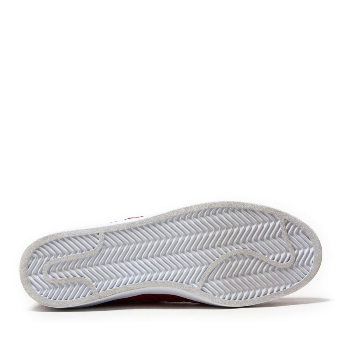 b4a99af0c7b8 adidas Originals CAMPUS STITCH AND TURN (Adidas original scan pass stitch  and turn) (mystery ruby F17  mystery ruby F17  running white) 18SS-I