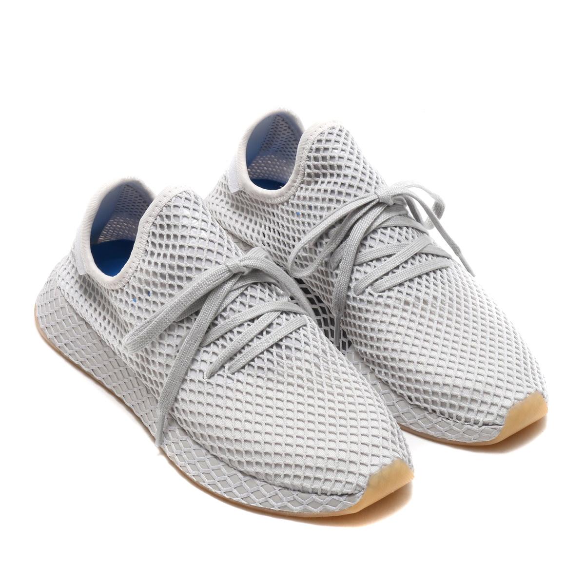 adidas Originals DEERUPT RUNNER(アディダス オリジナルス ディーラプト ランナー)(グレースリーF17/LGH ソリッドグレー/ガム1)18SS-I