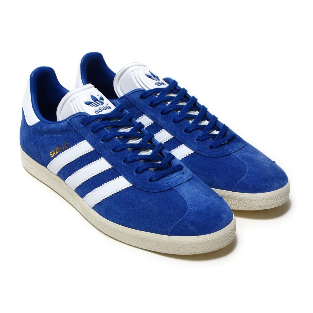 wholesale dealer 56515 0f2cf adidas Originals GAZELLE (Adidas originals gazelle) Collegiate Royal    Running White   Cream  ...