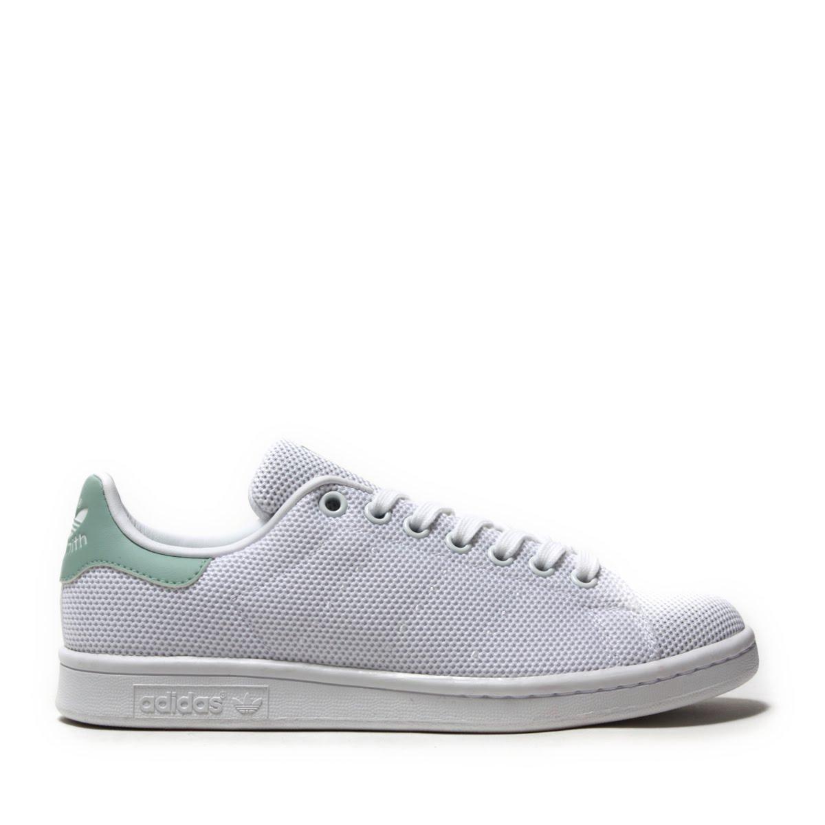 adidas Originals STAN SMITH W (Adidas originals Stan Smith W)Running  White Running White Ash Green 18SS-I 05c0fc607