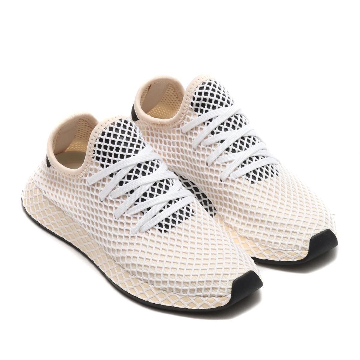 adidas Originals DEERUPT RUNNER W(アディダス オリジナルス ディーラプト ランナー W)(リネン S17/リネン S17/エクリュティント S18)18SS-I