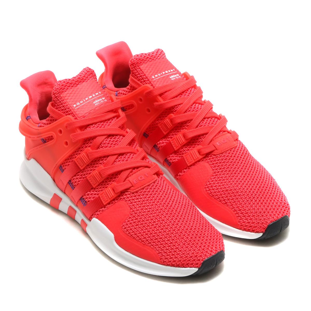adidas Originals EQT SUPPORT ADV(アディダス オリジナルス イーキューティー サポート ADV)real coral/real coral/ftwr white18SS-I