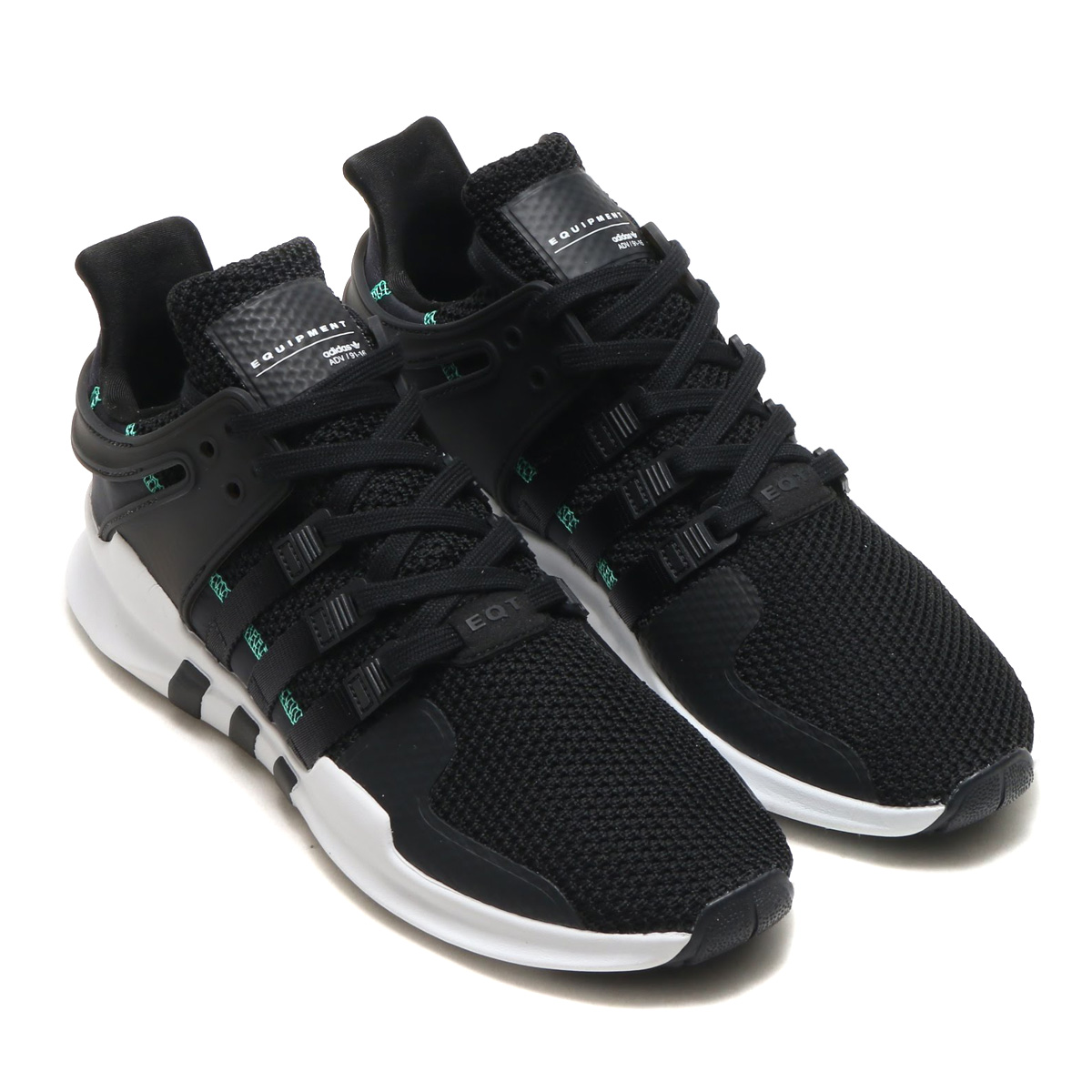 0c6772857d adidas Originals EQT SUPPORT ADV (Adidas originals E cue tea support ADV)  Core Black/Core Black/Ftwr White 18SS-I