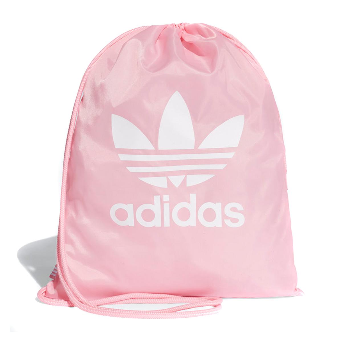adidas Originals GYMSACK TREFOIL (アディダスオリジナルスジムサックトレフォイル) Light Pink 18FW-I