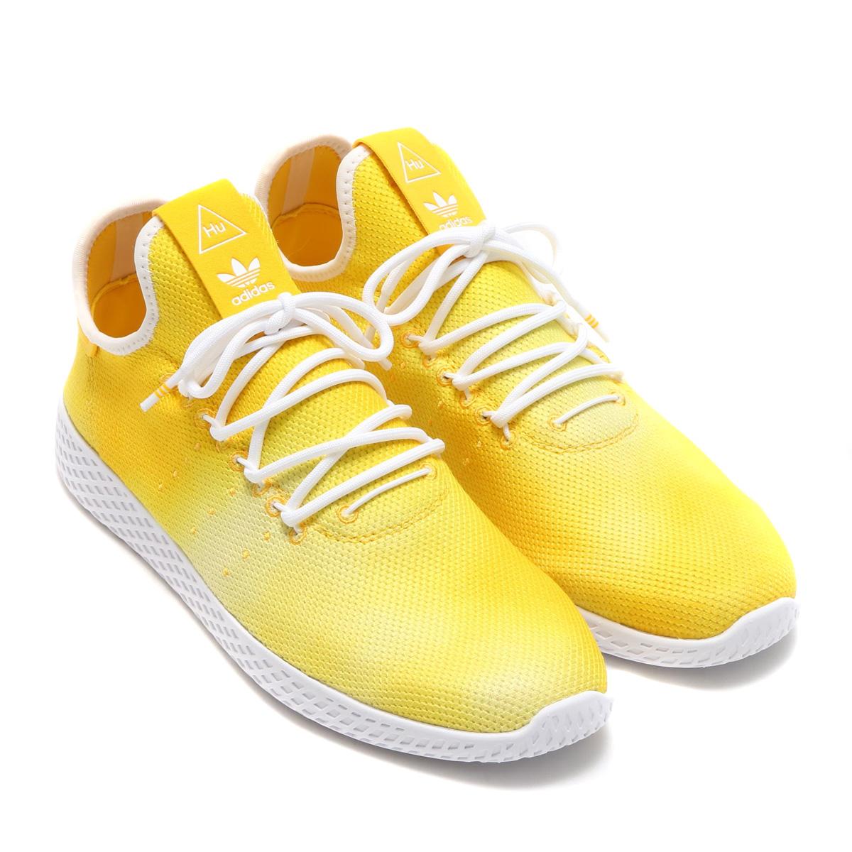 21682de6d1984 adidas Originals PW HU HOLI TENNIS HU (Adidas originals Farrell Williams HU  HOLI tennis HU) Running White   Running White   Running White 18SS-S